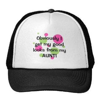Tía obviamente buena Pink de las miradas Gorro De Camionero