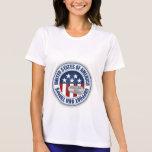 Tía orgullosa del Guardia Nacional del ejército Camiseta