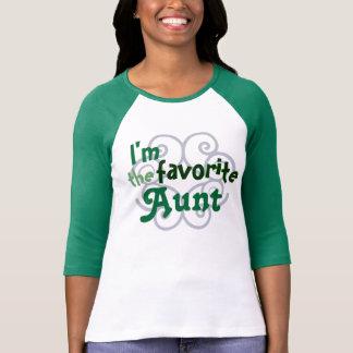 Tía preferida camiseta polera