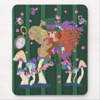 Tia the Tea Party Fairy Parody Mouse Pad