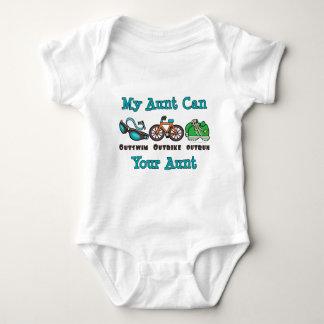 Tía Triathlon Baby Bodysuit Playera