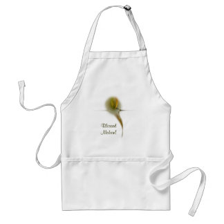 Tialtiu Harvest Goddess Abstract Art Adult Apron