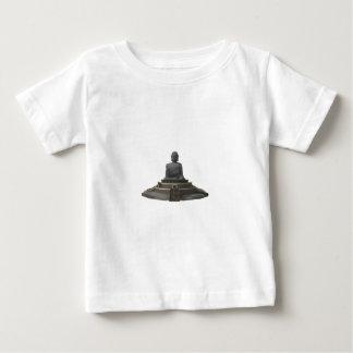 Tian Tan Buddha: Big Buddha: 3D Model: Baby T-Shirt