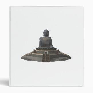Tian Tan Buddha: Big Buddha:  Custom Binder