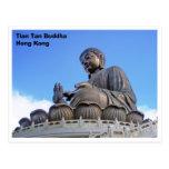 Tian Tan Buddha,  Hong Kong Post Cards