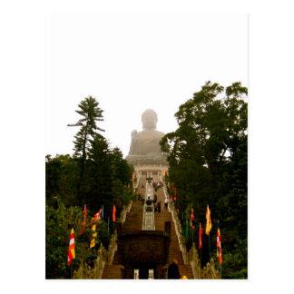 Tian Tan Buddha Post Cards