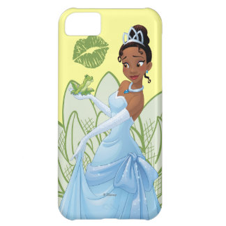 Tiana and the Frog Prince iPhone 5C Cases