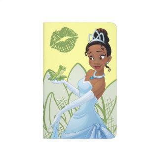 Tiana and the Frog Prince Journal