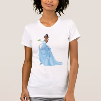 Tiana and the Frog Prince T-Shirt
