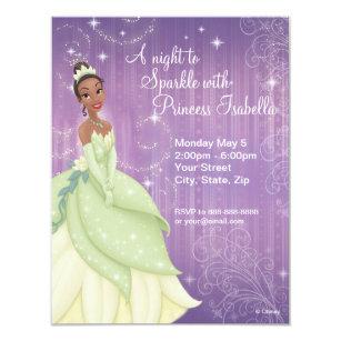 Tiana invitations zazzle tiana birthday invitation filmwisefo