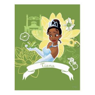 Tiana - cocinar para arriba un sueño tarjetas postales