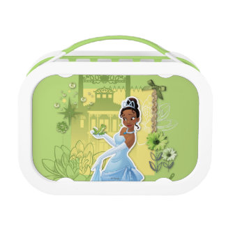Tiana -  Confident Princess Lunch Boxes
