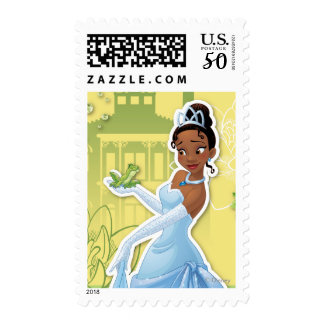 Tiana -  Confident Princess Postage