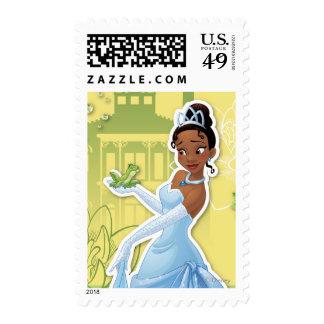 Tiana -  Confident Princess Stamps