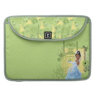 Tiana -  Confident Princess Sleeves For MacBook Pro