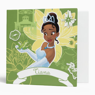Tiana - Cooking up a Dream Binder