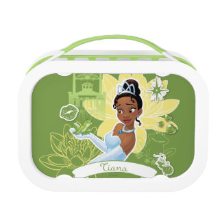 Tiana - Cooking up a Dream Lunch Box