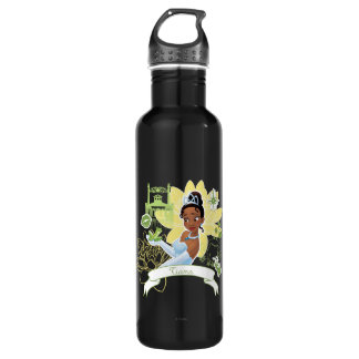 Tiana - Cooking up a Dream Water Bottle