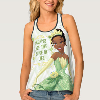 Tiana - Dreams Are The Spice Of Life 2 Tank Top
