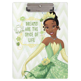 Tiana - Dreams Are The Spice Of Life Clipboards