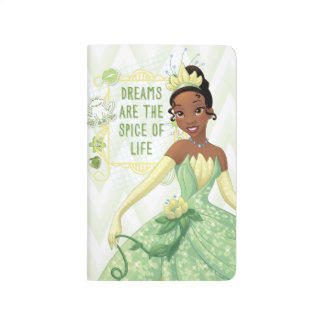 Tiana - Dreams Are The Spice Of Life Journal