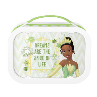Tiana - Dreams Are The Spice Of Life Lunch Box