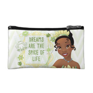 Tiana - Dreams Are The Spice Of Life Makeup Bag