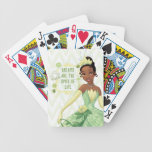 Tiana - Dreams Are The Spice Of Life Poker Cards