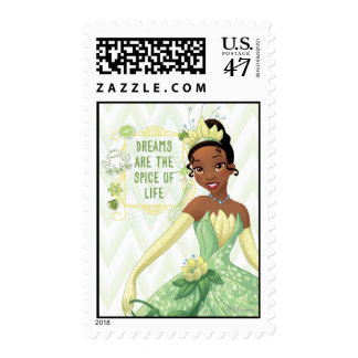 Tiana - Dreams Are The Spice Of Life Postage
