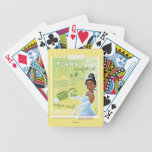 Tiana - Eager and Ambitious Bicycle Playing Cards