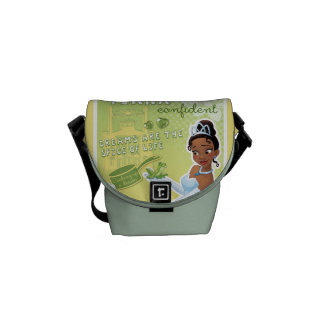 Tiana - Eager and Ambitious Courier Bag