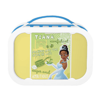 Tiana - Eager and Ambitious Lunch Box