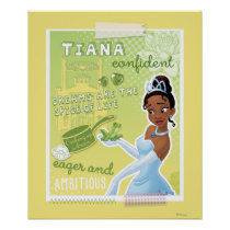 Tiana - Eager and Ambitious Poster
