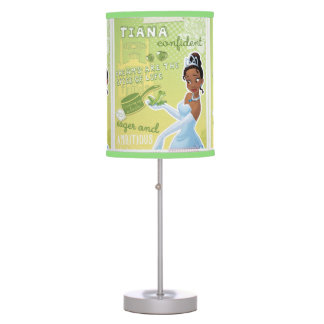 Tiana - Eager and Ambitious Table Lamp