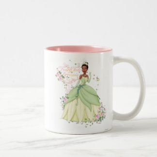 Tiana - Fairy Tale Dreams Two-Tone Coffee Mug