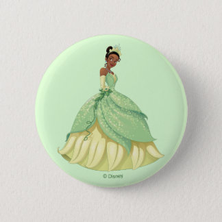 Tiana   Fearless Button