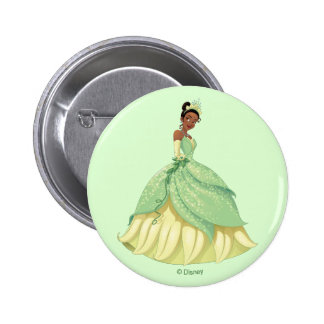 Tiana | Fearless Button