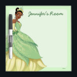 "Tiana | Fearless Dry-Erase Board<br><div class=""desc"">Disney Princesses are empowered heroines who dream,  create and celebrate magical adventures! They help inspire young girls to see how brave,  strong and fearless they are. These princesses focus on their friendships and embracing adventure.</div>"