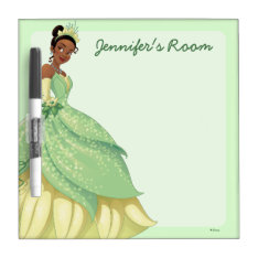 Tiana   Fearless Dry-erase Board at Zazzle