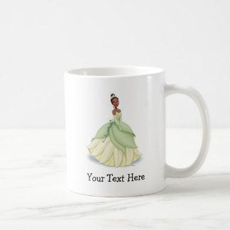 Tiana Green Coffee Mug