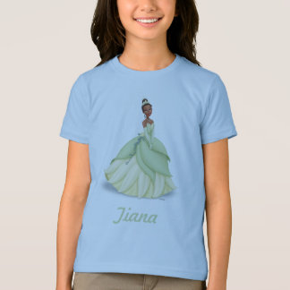Tiana Green Dress