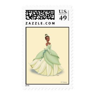 Tiana Green Dress Stamps