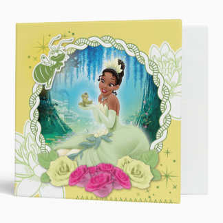 Tiana - I am a Princess 3 Ring Binder