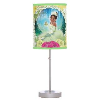 Tiana - I am a Princess Lamps