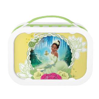Tiana - I am a Princess Lunchboxes