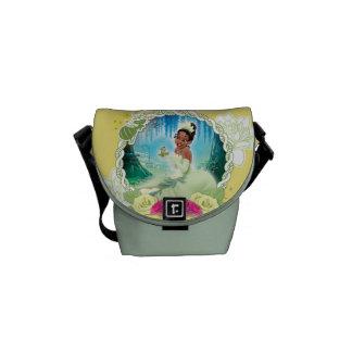 Tiana - I am a Princess Messenger Bag