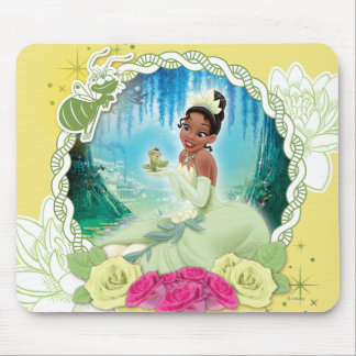 Tiana - I am a Princess Mouse Pad