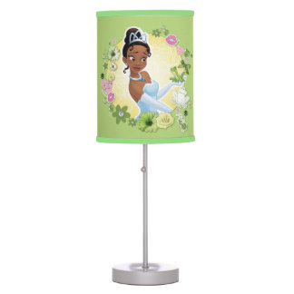 Tiana - inspirando lámpara de mesa