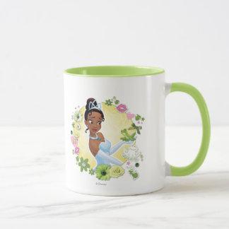 Tiana - inspirando taza