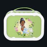 """Tiana - Inspiring Lunch Box<br><div class=""""desc"""">Princess</div>"""